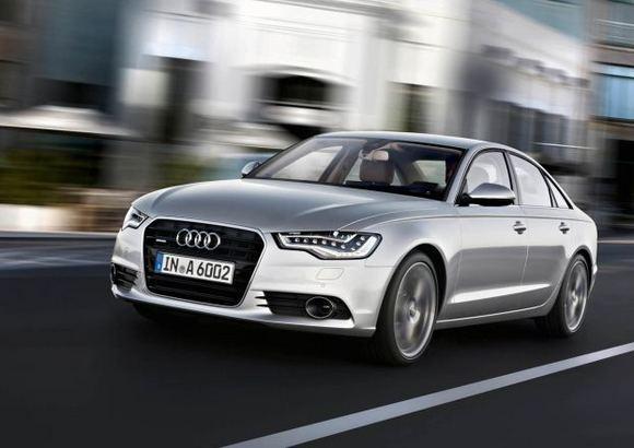 Gamintojo nuotr./Naujoji Audi A6