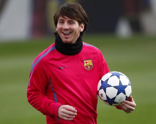 AFP/Scanpix nuotr./L.Messi vadinamas pagrindiniu favoritu laimėti aį titulą antrus metus ia eilės