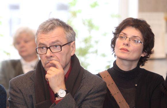Irmanto Gelūno/15min.lt nuotr./Rimantas Bagdzevičius ir Monika Bičiūnaitė