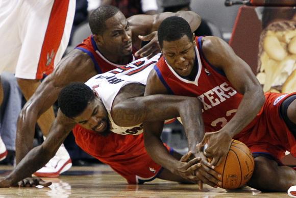 Filadelfijos krepšininkai iškovojo antrą pergalę iš eilės