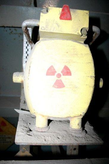 Iš neveikiančios Liublino miesto ketaus liejyklos dingo septyni švininiai konteineriai su radioaktyviuoju kobaltu (Co-60).