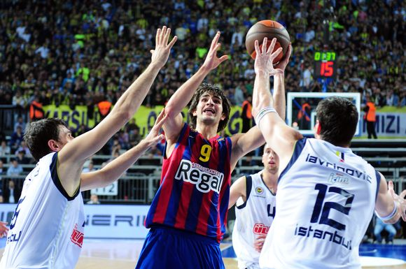 """""""Barcelona"""" iškovojo svarbią pergalę Stambule."""