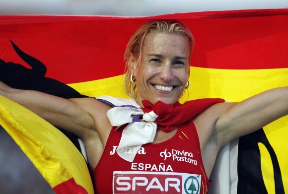 Pasaulio čempionė Marta Dominguez buvo sulaikyta