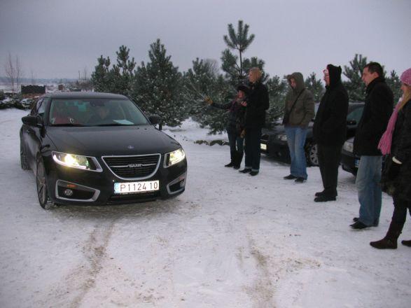AutoVikingai įvertino naująjį SAAB 9-5