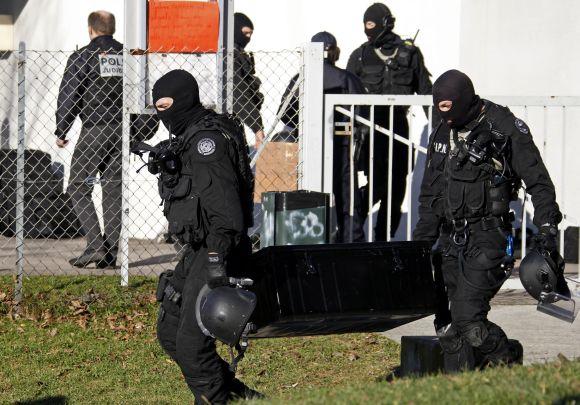 Įkaitų išlaisvinimo operacija Prancūzijoje