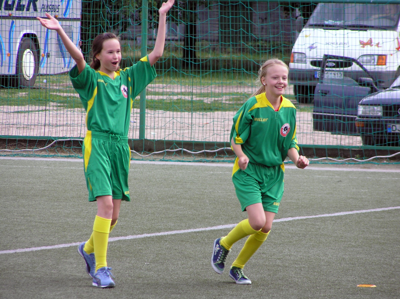 Siekiama, kad Lietuvoje moterys ir mergaitės sudarytų 25 procentus visų žaidžiančių futbolą.