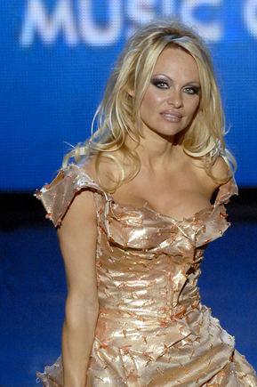 Scanpix nuotr./Pamela Anderson