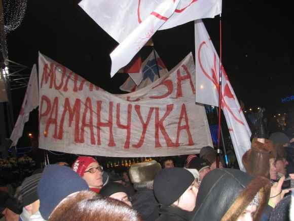 Minsko gatvėse po rinkimų – minios žmonių.