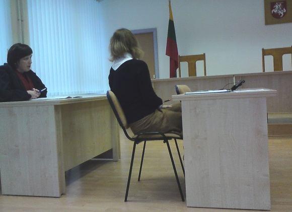 Bylą kuruojantis Generalinės prokuratūros prokurorė Daiva Skorupskaitė Lisauskienė (kairėje) Aukačiausiajame teisme vis dėlto įveikė...