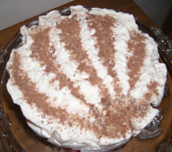 Maskarponės sūrio tortas