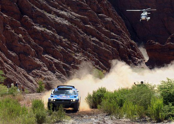 Trečiasis Dakaro ralio etapas