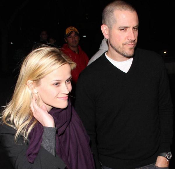 Reese Witherspoon ir Jimas Tothas