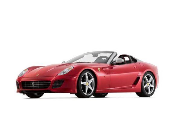 Gamintojo nuotr./Ferrari SA Aperta