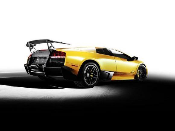 Gamintojo nuotr./Lamborghini Murcielago LP670-4 SuperVeloce