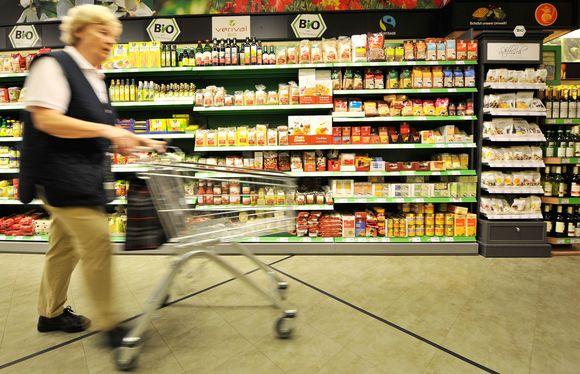 Parduotuvė Vokietijoje