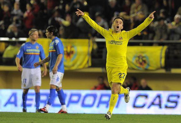 """Villarreal"" ir Giuseppe Rossi triumfas."