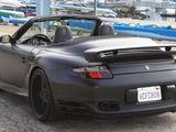 "Organizatorių nuotr./Davido Beckhamo ""Porsche 911 Turbo Cabriolet"""