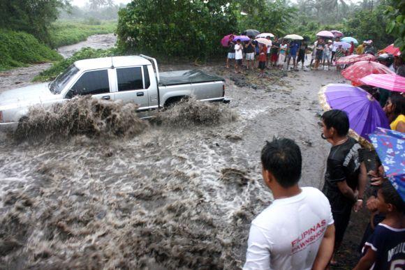 Potvynis Filipinuose