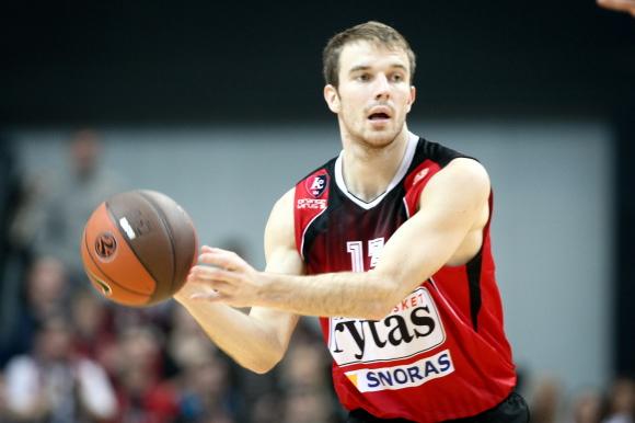 Martynas Gecevicius vėl buvo rezultatyviausias savo ekipoje, tačiau tai neišgelbėjo nuo nesėkmės.