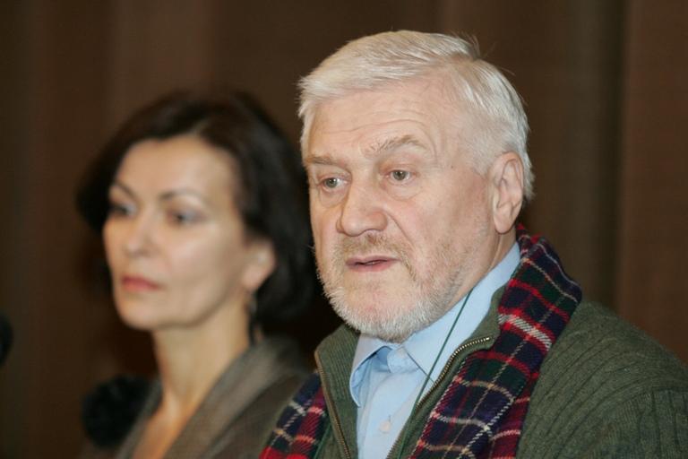 Lietuvos rusų dramos teatro vadovas Jonas Vaitkus