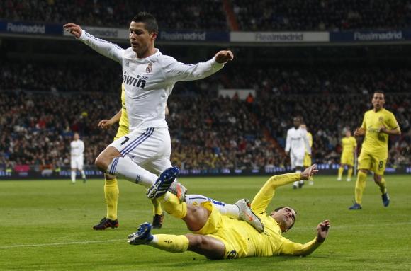 Cristiano Ronaldo pelnė net 3 įvarčius