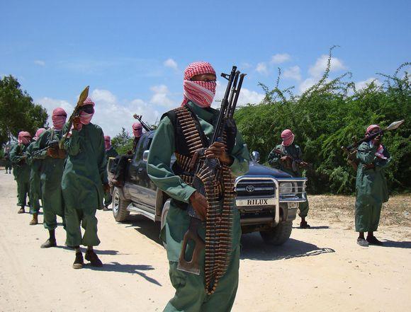 Islamistų kovotojai