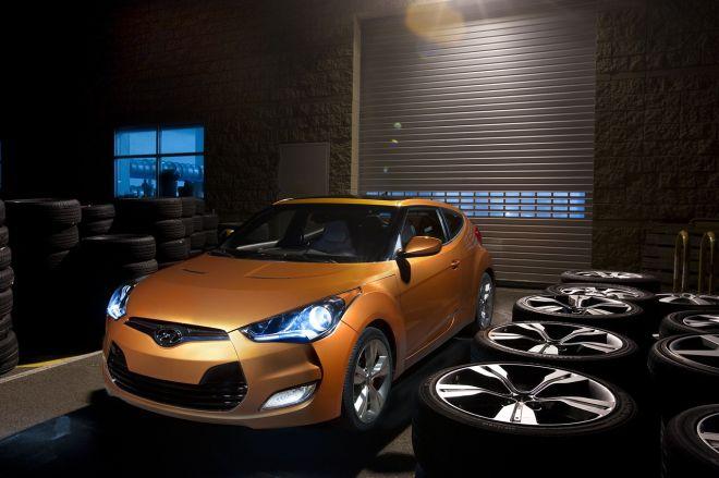 """Hyundai Veloster"" kupė"