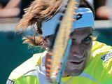 """""""Scanpix"""" nuotr./Ispanijos tenisininkas antrą kartą tapo Oklando turnyro nugalėtoju"""