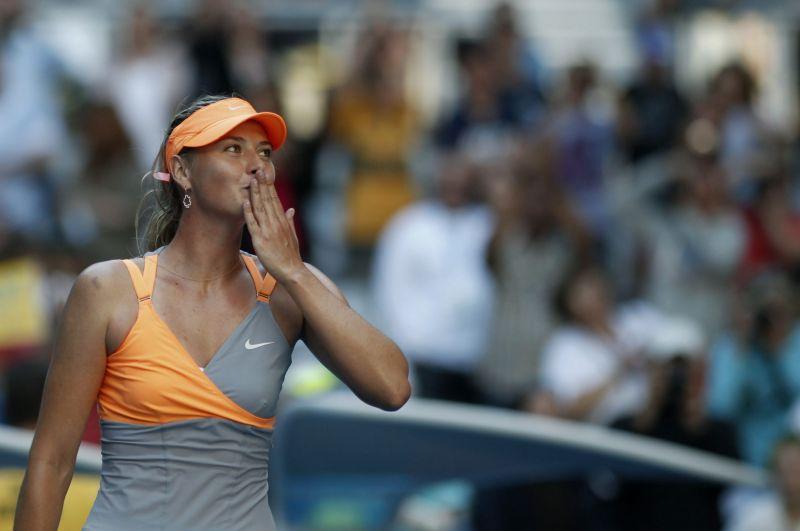 M.Šarapova sieks susigrąžinti geriausios planetos tenisininkės vardą