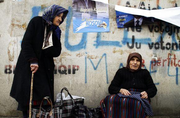 Kosovo žmonės