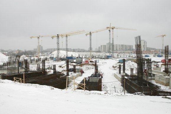 Andriaus Ufarto/BFL nuotr./Nacionalinis stadionas vieniems Vilniaus politikams atrodo nelabai reikalingas, kitiems  būtinas objektas.