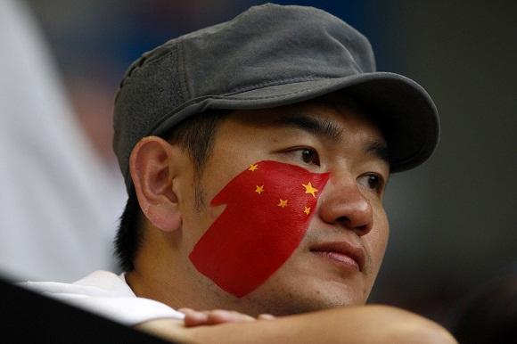 """""""Scanpix"""" nuotr./Kinijos pilietis"""