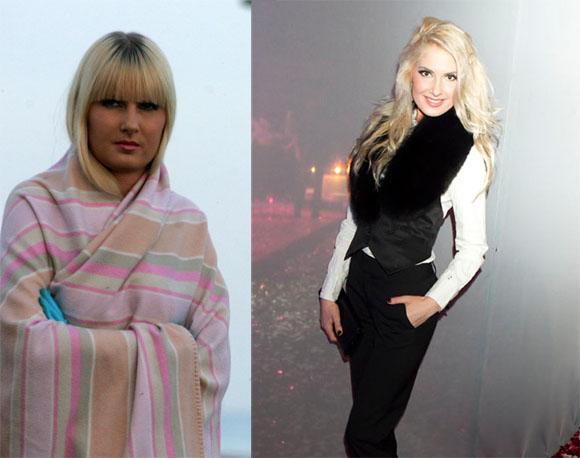 Kristina Ivanova anksčiau ir dabar