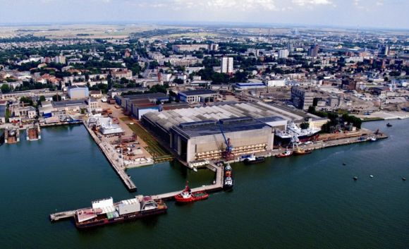 """""""Vakarų Baltijos laivų statykla"""" statys du naujus žvejybinius tralerius."""