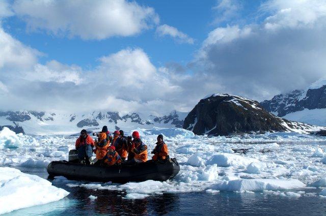 Ekspedicija į Antarktidą