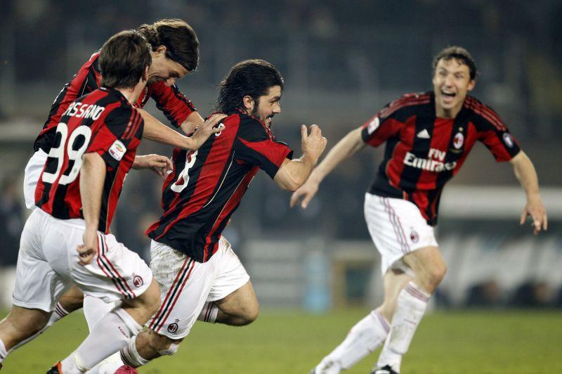 Gennaro Gattuso pelnė lemtingą įvartį.