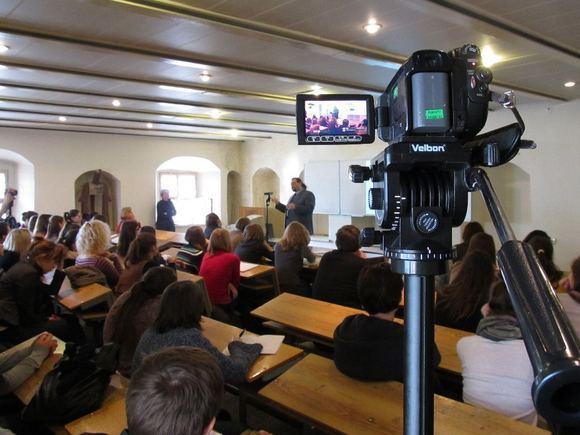 KOBRA TV nuotr. /Seminaras