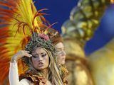 """""""Reuters""""/""""Scanpix"""" nuotr./Rio de Žaneiro karnavalo akimirka"""