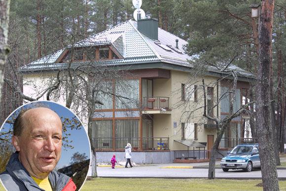 M. Žičiaus ir V. Ovadnevo nuotr./Premjeras Andrius Kubilius gyvena šiame keturių butų name