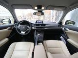 Andriaus Lauciaus nuotr./Lexus CT 200h