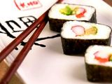 LaisvalaikioDovanos.lt nuotr./Vakarienė japonų restorane