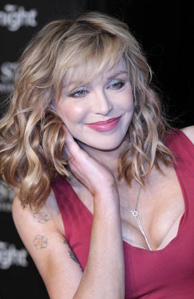 Scanpix nuotr./Courtney Love