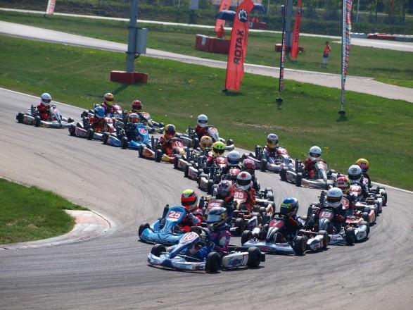 Lietuviai BNL čempionato kartingų lenktynėse
