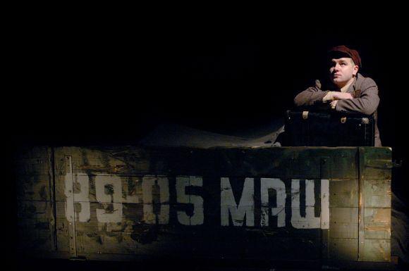 Dmitrijaus Matvejevo, KVDT nuotr./Sigito Račkio režisuotas spektaklis Duburys