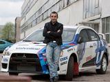 "Eriko Ovčarenko/15min.lt nuotr./""Mitsubishi Lancer Evo X"" – naujas Vytauto Švedo ginklas"