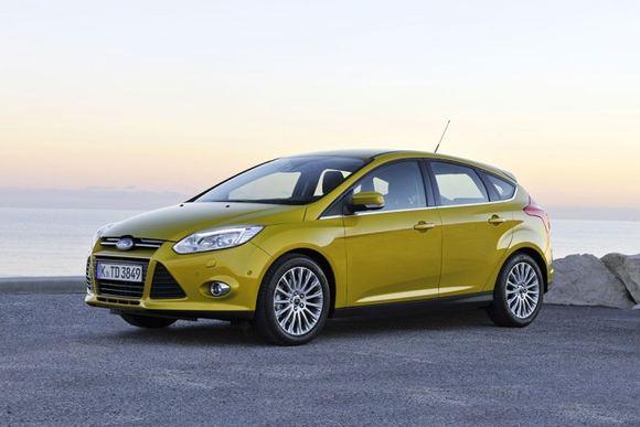 Gamintojo nuotr./Naujasis Ford Focus jau Lietuvoje