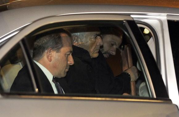 Dominique'as Straussas-Kahnas (antras iš dešinės)