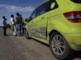 Gamintojo nuotr./Vandeniliu varomas Mercedes-Benz B F-Cell
