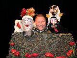 Festivalio dalyvių, organizatorių nuotr./Neville Tranter (Olandija) trupė tradicinio lėlių teatro dvasia atskleis europiečių nuotykius Afganistane