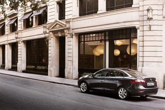 Gamintojo nuotr./Renault Fluence reklama
